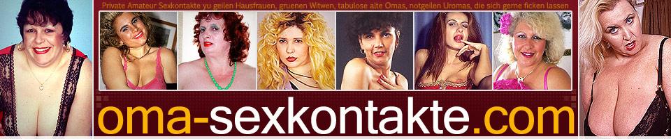 Omasexkontakte in Oma Sexkontakte