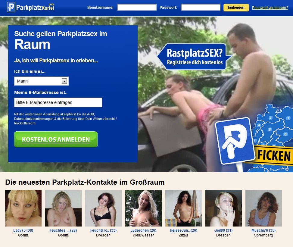 Parkplatz Sex Stuttgart