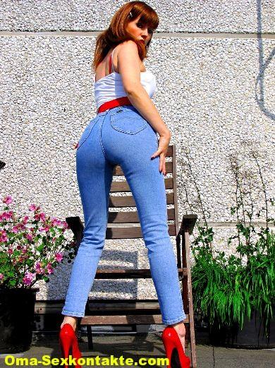 Fickbare Jeans