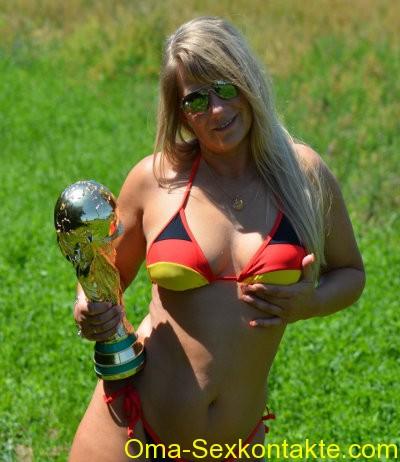 Sex Weltmeisterin 2014